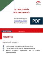 La Ciencia Macroeconómica (1)