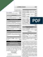 DS Nº 047-2009-PCM