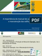 A Importncia Do Manual de Uso Operao e Manuteno Das Edificaes