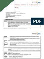Pr-prea-A-12345- Competencia Escritora II- Didácticas Para La Producción-20170502.Doc