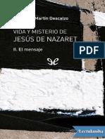 Nc-Vida y Misterio de Jesus de Nazaret