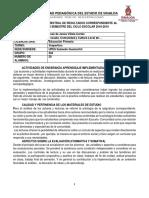 Informe Semestral Gpo 304
