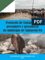 Protocolo Dos Pescadores de Santarem