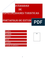 5. Formato Portafolio Del Estudiante