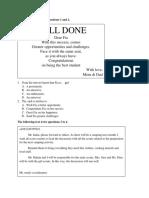 Soal Mgmp Bahasa Inggris (10 Soal)