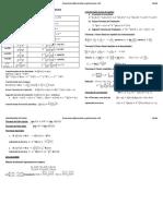 Cálculo de Materiales