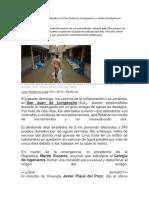 El Aniego de Aguas Residuales en San Juan de Lurigancho y Todas Las Hipótesis