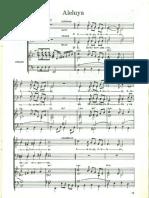 Aleluya Misa Melodica