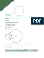 Lingkaran Orthogonal