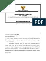 Samb. Sosialisasi Gerakan Bulan Sadar Rumah Ber-IMB Jawa