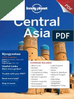 Central Asia 6 Kyrgyzstan