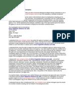 Background Verification Authorization