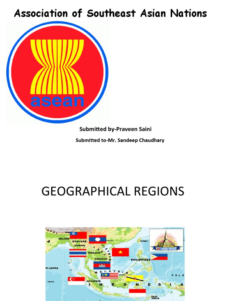 what is the current objective of asean