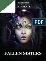 Dataslate - Fallen Sisters