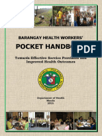 BHW Pocket Handbook