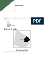Diocesis de Melo