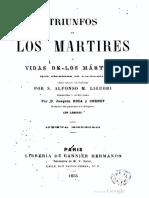 Triunfo de Losmartires