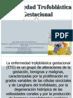 1 Enfermedadtrofoblasticagestacional Para Alumnos 100727214023 Phpapp01
