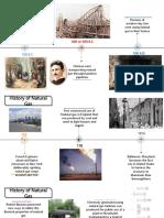 History Natural Gas