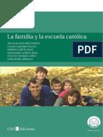La Familia y La Escuela Católica
