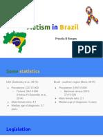 Autism in Brazil