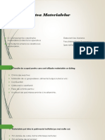Contabilitatea Materialelor in Institutiile Publice