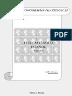 El Sello Clásico Español. Parte II