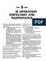 5.Boiler Operation Inspection and Maintenance