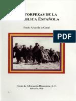 LAS TORPEZAS DE LA REPUBLICA ESPAÑOLA.pdf