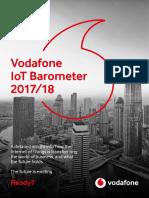 Vodafone IoT Barometer 2017 18 Report Final