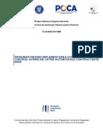 Indrumar-implementare Standarde AC-MARI