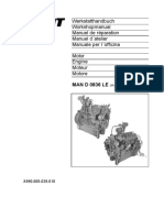 Fendt MAN D 0836 D0836 LE (Engine) Service Repair Manual.pdf