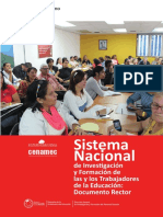SISTEMA NACIONAL DE INVESTIGACION DOCUMENTO RECTOR.pdf