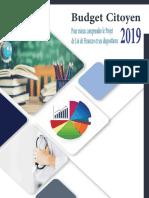 Budget Citoyen PLF2019