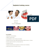 3 Days Implant Course _pdf Final