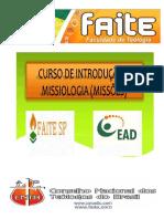 Introdução a Missiologia-EAD