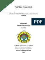Tugas - Aplikasi Seismik untuk Penanggulangan Bencana Tsunami.docx
