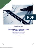 Relectura de La Obra Científica de Javier Hervada - Parte 1