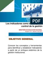Indicadores como Estrategia de control de gestion.pdf