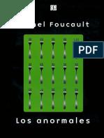 Los Anormales [Michel Foucault]