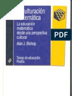 1. Enculturacion Matematica --BISHOP