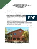 Deber 16 Edificaciones Construidas en Paja - Carranza
