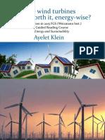Course 2015 Small-scale Wind Turbines 0
