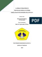 Laporan Praktikum Otm Moxifloxacin - Copy