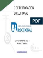 Curso Perforacion Direccional AI DIRECCIONAL