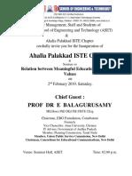 Invitation Iste - Corrected Version Final