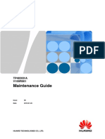 TP48300-A V100R001 Maintenance Guide 06