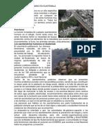 Asentamiento Humano en Guatemala