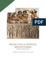 Música en La Antigua Mesopotamia