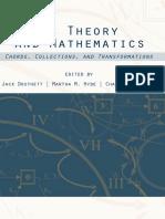 Music Theory and Mathematic